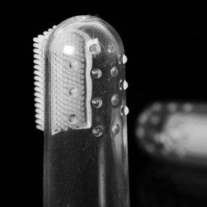 Super Soft Pet Finger Toothbrush Teddy Dog Brush Addition Bad Breath Tartar Teeth Care Dog Cat