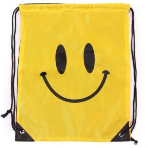 Swimming Drawstring School Gym Swim Beach Environmental Waterproof Bag Backpack