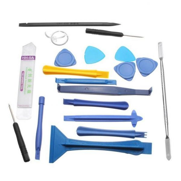 19 pcs Tools Sets Repair Tool Phone & Screen Laptop