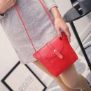 Leather Handbags Famous Brand Women Small Messenger Bags Female Crossbody Shoulder Bags