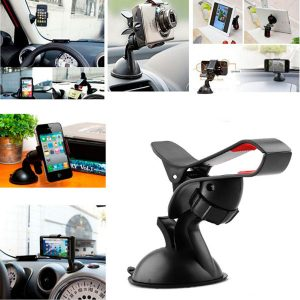 Universal Car Windshield Mount Holder For iPhone 5S 5C 5G 4S iPod