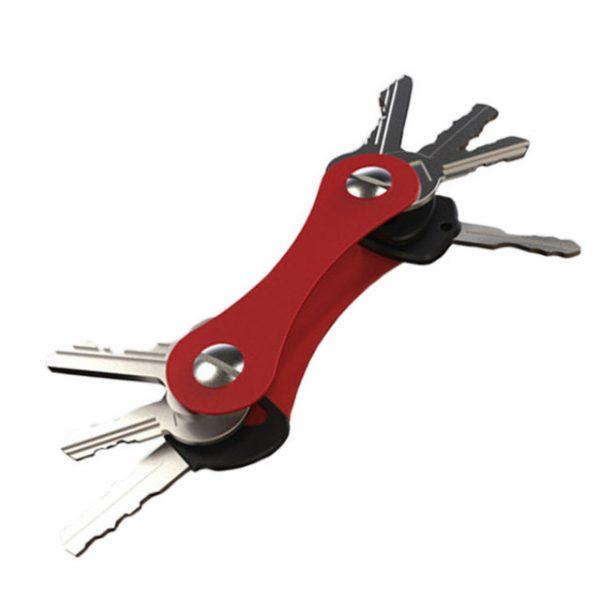 Portable Key Organizer Holder Key Clip,Smart Keychain Tools Gadgets,Outdoor Keychain