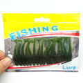 Soft Lures Artificial Loach Fishing Bait Fishing Worm Fishing Tackle Fishing Lures Swimbait