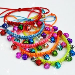 Super Fashion Cute Dress Up All-match Adjustable Pet Pendant Necklace Dog collar