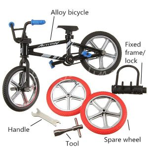 bicycle set toy BMX Functional Bicycle Set Bike Fans Toy