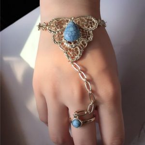 Finger Conjoined bracelet jewelry