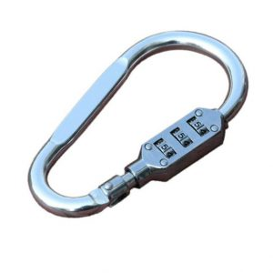 New Small size travel smart combination lock Bottle Hook Buckle