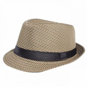 Retail Wholesales Men Women Unisex Summer Beach Top Hat Sun Jazz Gangster Cap