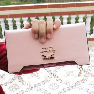 Fashion Clutches Wallets Women PU Leather Wallet Change Purses Female Long Purse Candy Color Wallet portefeuille