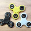 1pcs Fidget Spinner Beyblade Gyroscope Tri-Spinner