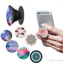 New Beautiful Finger Holder with Anti-fall Phone Smartphone Desk stand Grip PopSocket Mount