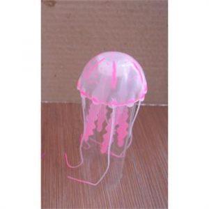 Glowing Effect Artificial Jellyfish Fish Tank Aquarium Decoration
