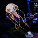 Glowing Effect Artificial Jellyfish Fish Tank Aquarium Decoration