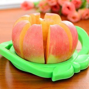 Multi-function ABS stainless steel Apple cutter knife corers fruit slicer kitchen cooking