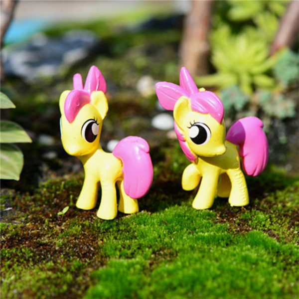 1pc Horse Animal Miniature Fairy Garden Home Houses Decoration Mini Craft