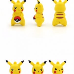 Usb flash drive 32gb Pikachu pendrive 16gb 8gb 64gb pen drive