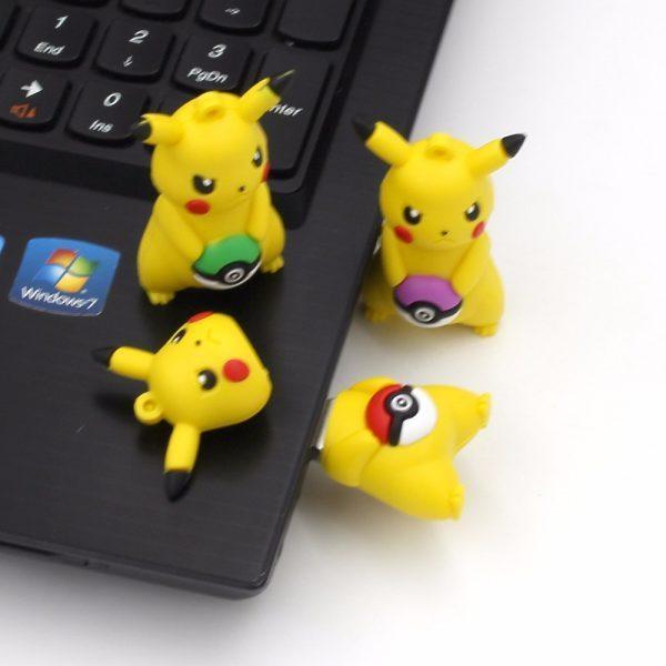 Usb flash drive 32gb Pikachu pendrive 16gb 8gb 64gb pen drive
