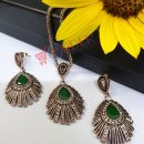Gold Necklace and Earing Set For Women Jewelry Sets