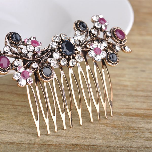 f1fe6093d Hair Clips Comb Brooches Hijab Pins For Woman - ClicknOrder