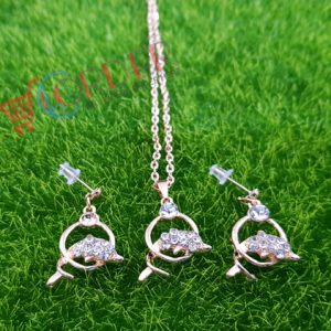 Necklace Earrings Sets Jewelry Wedding Party Fashion Jewerly