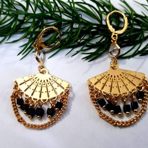 Gold color Earrings Fashion Jewelry Women Earings