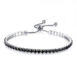 Adjustable Tennis Bracelets For Women