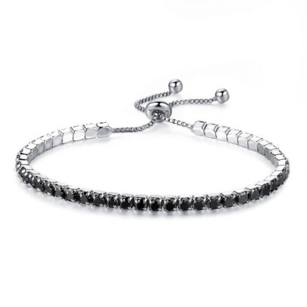 Adjustable Tennis Bracelets For Women