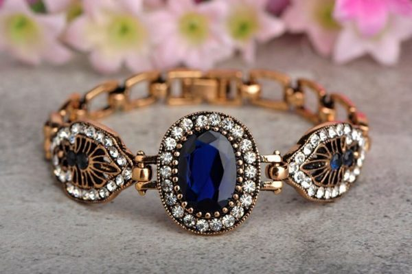 Vintage Jewelry Big Bangles Woman's