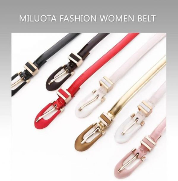 Women's Belts PU Leather Brand Straps