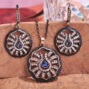Turkish Jewelry Set Alloy Resin Women