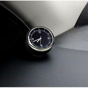 Mini Car Automobile Digital Clock Auto Watch Automotive