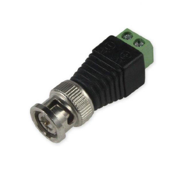 5 Pieces BNC Video Balun Connector