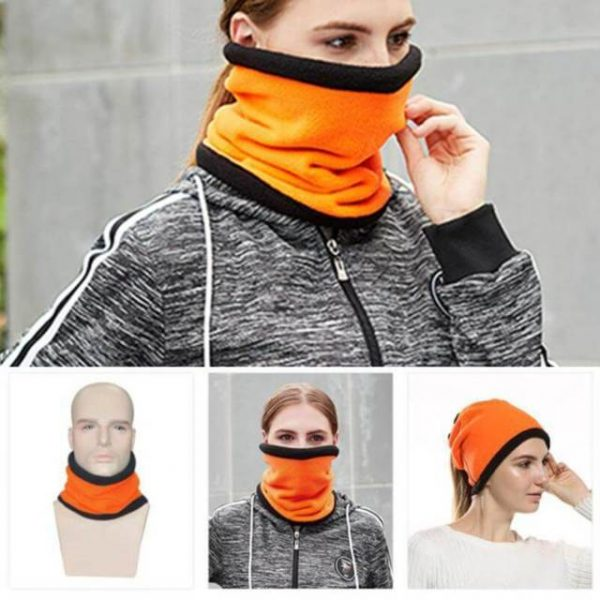Unisex Mask Face Winter Windproof Multi-function mask Hat Warm