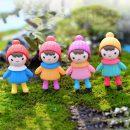 Kawaii Girl Home Micro Miniatures Doll Toys