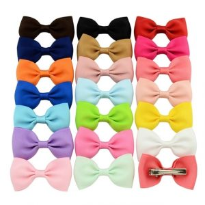 Hair Bow Boutique Alligator Clip Grosgrain