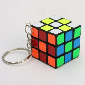 Magic Cubes Keychain