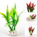 Fish Tank Landscape Decoration plant