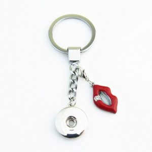Red Sexy lip KeyChain