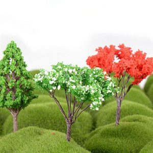 Mini Tree Fairy Garden Miniatures