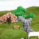 Mini Tree Fairy Garden Miniatures