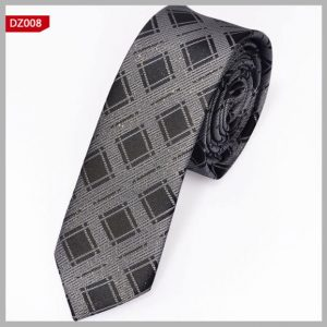 Slim ties Classic polyester
