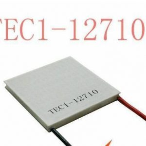 TEC1-12710 TEC Thermoelectric Cooler Peltier